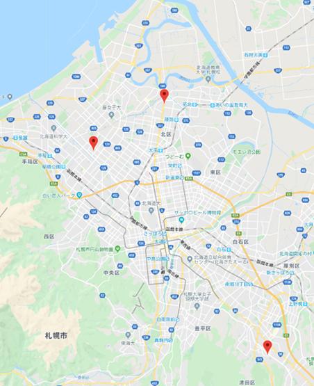 札幌でのカギ110番の加盟・・の画像