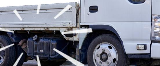 トラックの燃料キャップの鍵・・の画像