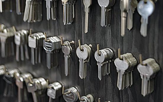 ユンボの合鍵を作れる業者の・・の画像